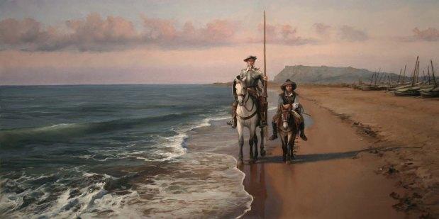 Don Quijote y Sancho: las transformaciones de un complemento. Segundaparte